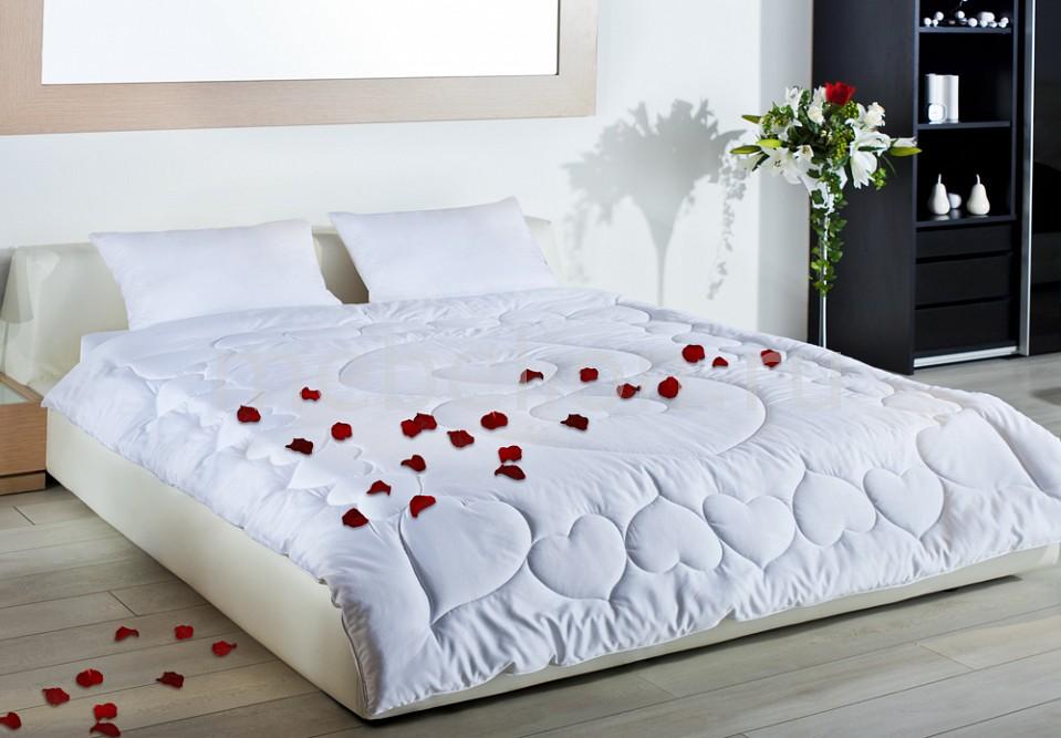 Одеяло евростандарт Primavelle Wedding одеяла primavelle одеяло novella цвет белый 200х220 см