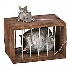 Фигура наземная (12х7.5х8 см) Кошки-мышки 450-622