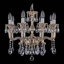 Подвесная люстра Bohemia Ivele Crystal 1704/8/150/A/GW 1704