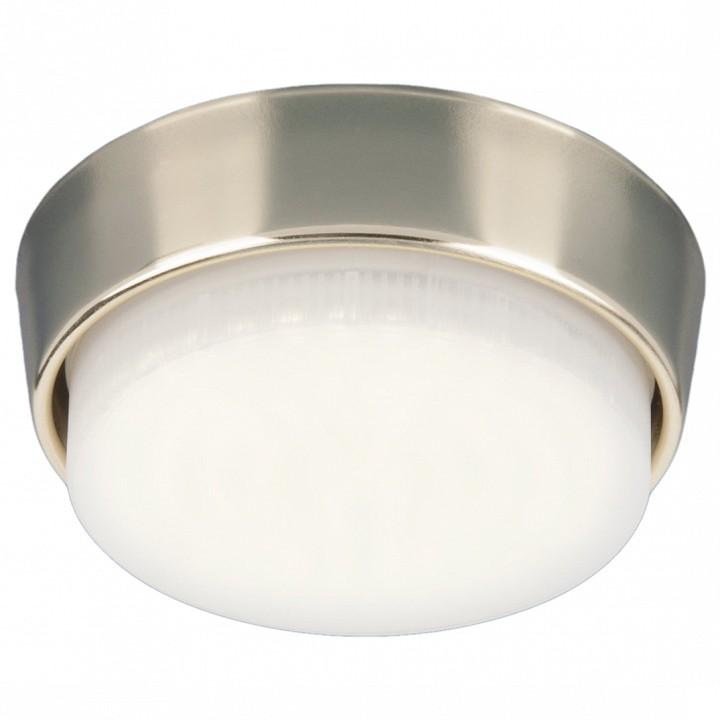 Накладной светильник Elektrostandard 1037 GX53 GD a032903 накладной светильник elektrostandard 1037 gx53 gd золото 4690389071522