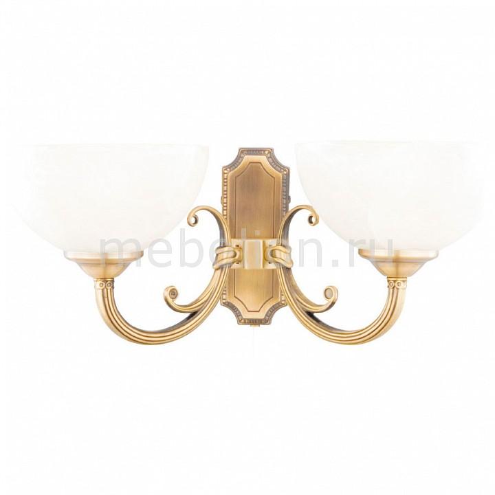 Бра Arte Lamp A3777AP-2AB Windsor