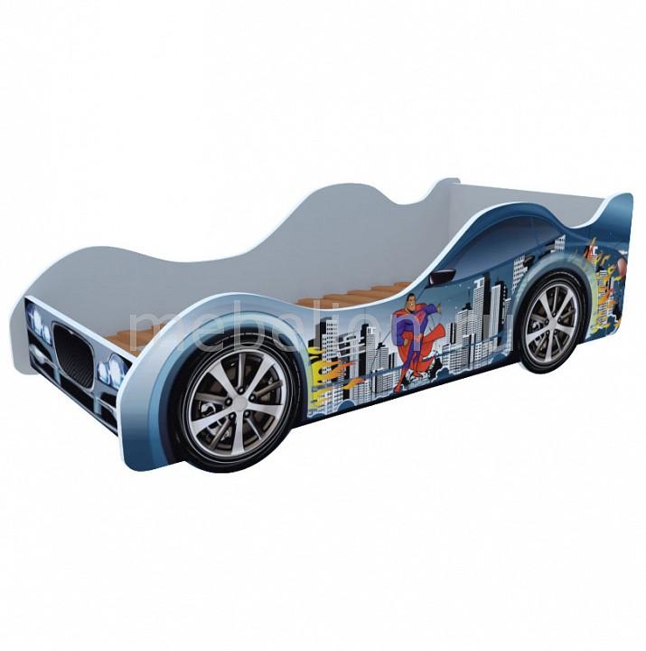 Кровать-машина Кровати-машины Супермэн M006