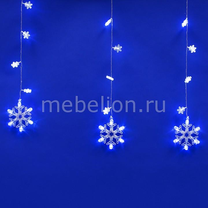 Занавес световой (2.7x0.6 м) Uniel Снегопад 11129