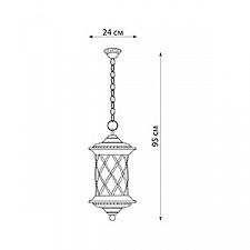 Подвесной светильник Feron 11514 Тироль