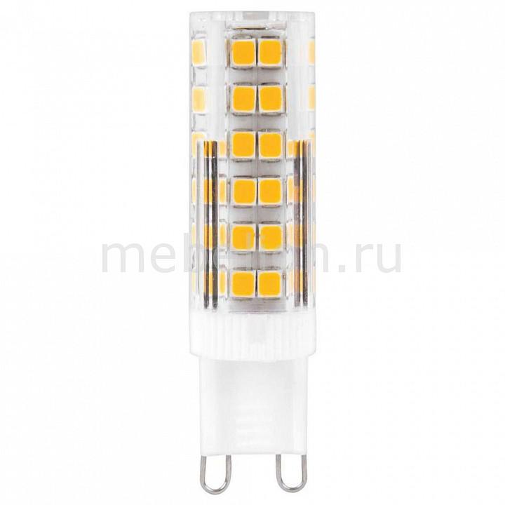 Лампа светодиодная Feron LB-433 G9 230В 7Вт 4000K 25767 лампа светодиодная safit sbmr1607 7вт 230в gu5 3 4000k