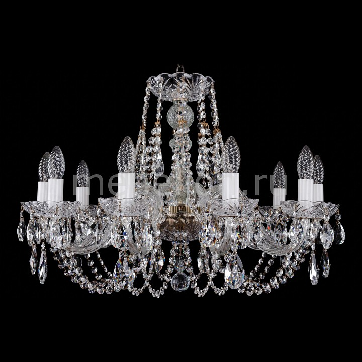 Подвесная люстра Bohemia Ivele Crystal 1406/10/240/Pa 1406