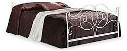 Кровать двуспальная Dupen Katia 1.8 крем dupen t 017 хром
