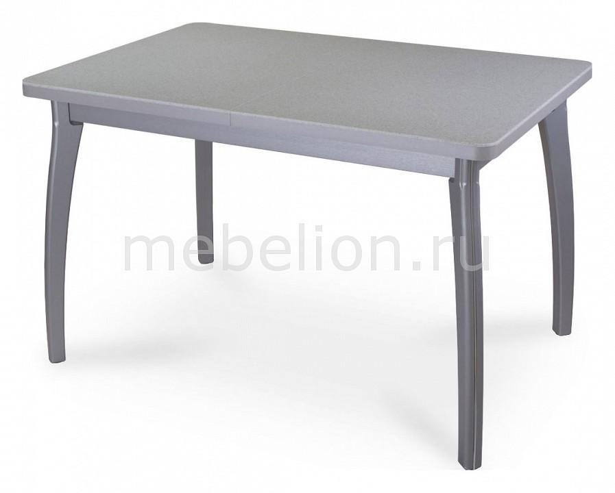 Стол обеденный Домотека Реал ПР-1 с камнем
