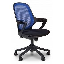 Кресло компьютерное Chairman 820 голубой/черный