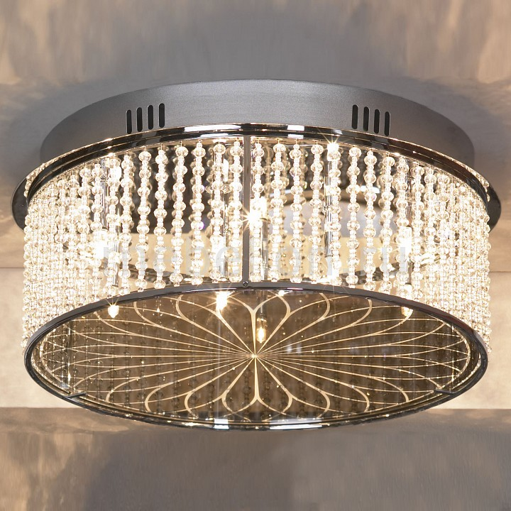 Накладной светильник Lussole Ozieri LSA-5207-09 lussole ozieri lsa 5207 09