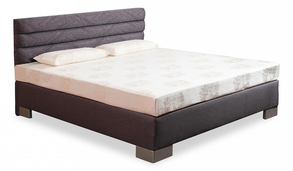 Кровати двуспальные Belabedding Кровать двуспальная с матрасом и топпером London 01.2 2000x1800