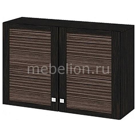 цена на Антресоль Мебель Трия Фиджи Ам(05)_21(2) венге цаво/каналы дуба