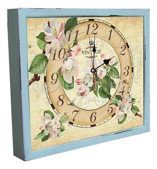 Настенные часы Акита (34х30 см) Яблоня 3034-5 akita 3034 2
