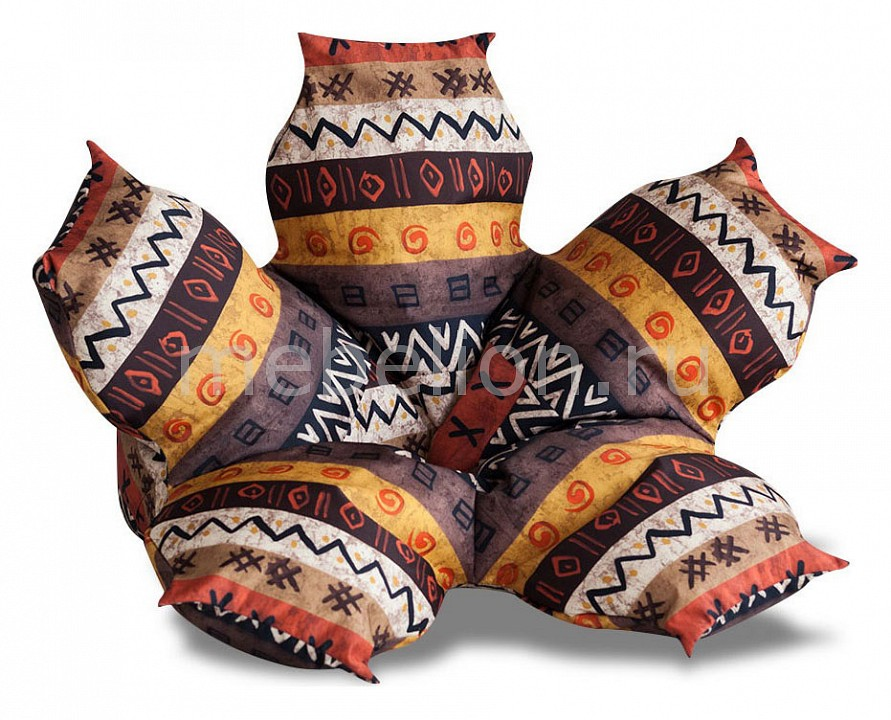 Кресло-мешок Dreambag Цветок Африка кресло мешок bean bag цветок африка