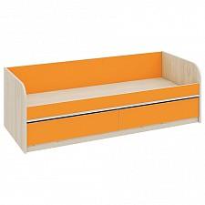 Кровать Мебель Трия Аватар СМ-201.03.001 каттхилт/манго