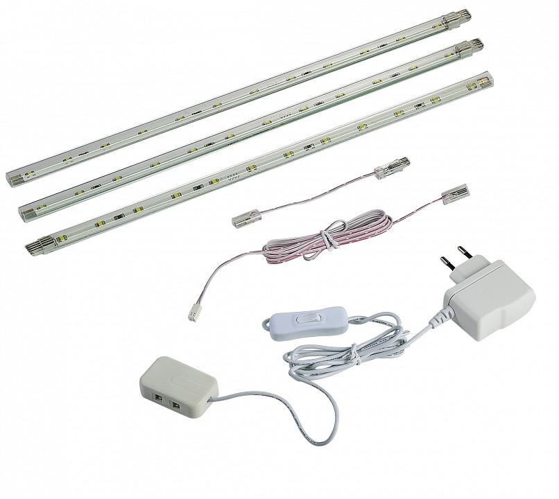 Комплект из 3 накладных светильников Novotech 357016 Termo