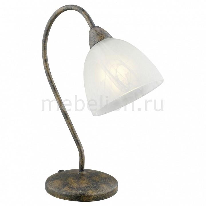 Настольная лампа декоративная Eglo Dionis 89899 люстра eglo dionis 89897