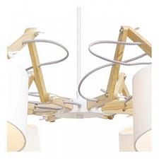 Подвесная люстра Arte Lamp A5700LM-8WH Pinocchio
