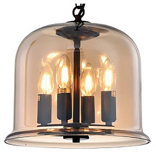 Подвесной светильник Crystal Lux KRUS SP4 BELL подвесной светильник crystal lux krus sp4 bell
