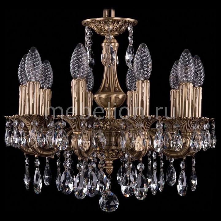 подвесная люстра bohemia ivele crystal 1707 12 125 a fp k701 Подвесная люстра Bohemia Ivele Crystal 1707/10/125/A/FP