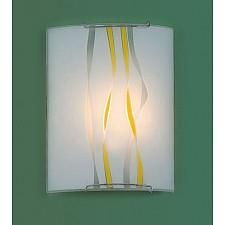 Накладной светильник Желтые ленты 921 CL921071