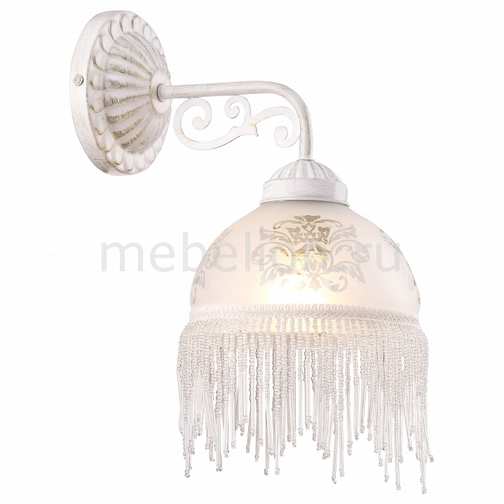 Бра Arte Lamp A9560AP-1WG Perlina
