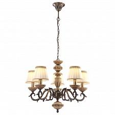 Подвесная люстра Arte Lamp A9575LM-5AB Cherish