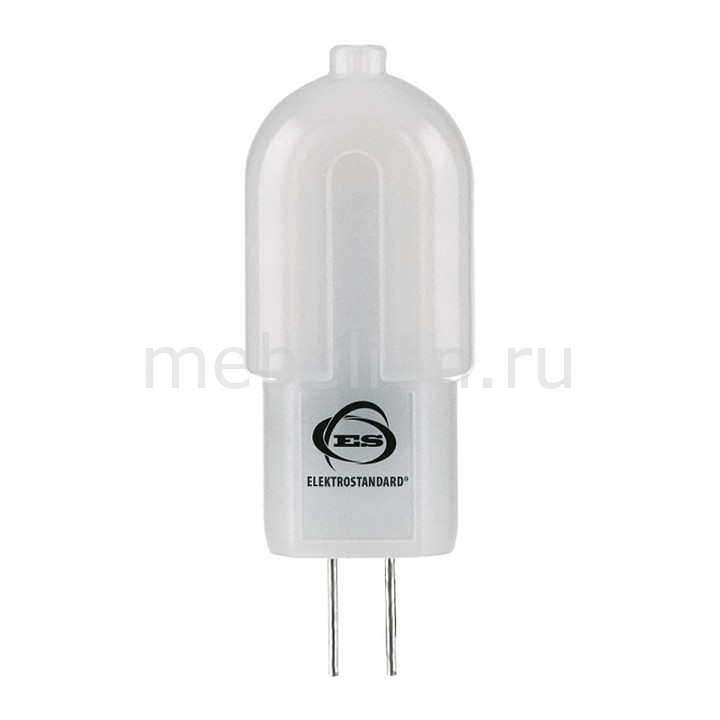 Лампы светодиодная Elektrostandard G4 LED 3W AC 220V 360° 4200K mini 2508 g4 g9 e14 led lamp led light bulb 220 v cob led light 360 angle beam lights lamp to replace the halogen lamps bulbs