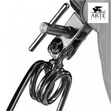 Настольная лампа Arte Lamp A1409LT-1WH Dorm