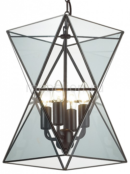 Подвесной светильник Polihedron 1919-4P