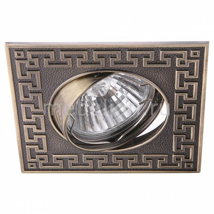 Купить Комплект из 3 встраиваемых светильников Eclipse A2107PL-3AB, Arte Lamp, Италия