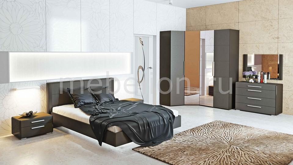 Гарнитур для спальни ТриЯ Наоми ГН-208.003 гарнитур для спальни мебель трия лорена гн 254 003