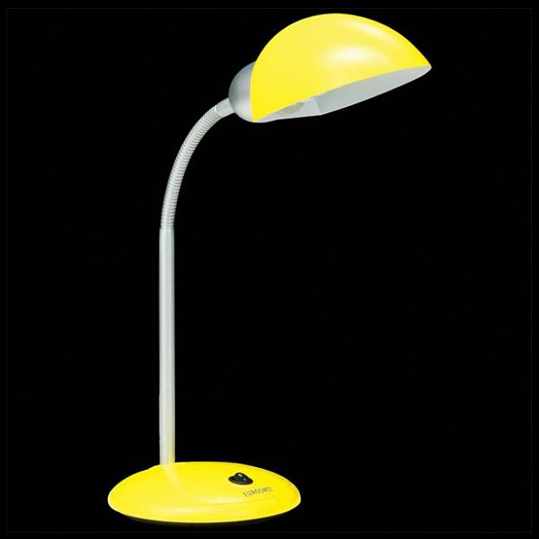 Настольная лампа Eurosvetофисная 1926 желтыйАртикул - EV_6592,Бренд - Eurosvet (Китай),Серия - 1926,Гарантия, месяцев - 24,Рекомендуемые помещения - Кабинет, Офис,Высота, мм - 660,Диаметр, мм - 180,Цвет плафонов и подвесок - желтый,Цвет арматуры - желтый, хром,Тип поверхности плафонов и подвесок - матовый,Тип поверхности арматуры - матовый,Материал плафонов и подвесок - полимер,Материал арматуры - металл, полимер,Лампы - компактная люминесцентная (КЛЛ),цоколь E27; 220 В; 15 Вт,,Сопоставление с лампой накаливания - в 5 раз,Тип колбы лампы - витая трубка,Класс электробезопасности - II,Лампы в комплекте - компактная люминесцентная (КЛЛ) E27,Общее кол-во ламп - 1,Количество плафонов - 1,Наличие выключателя, диммера или пульта ДУ - выключатель,Компоненты, входящие в комплект - провод электропитания с вилкой без заземления,Степень пылевлагозащиты, IP - 20,Диапазон рабочих температур - комнатная температура,Масса, кг - 1, 66,Дополнительные параметры - поворотный светильник, провод электропитания с вилкой без заземления<br><br>Артикул: EV_6592<br>Бренд: Eurosvet (Китай)<br>Серия: 1926<br>Гарантия, месяцев: 24<br>Рекомендуемые помещения: Кабинет, Офис<br>Высота, мм: 660<br>Диаметр, мм: 180<br>Цвет плафонов и подвесок: желтый<br>Цвет арматуры: желтый, хром<br>Тип поверхности плафонов и подвесок: матовый<br>Тип поверхности арматуры: матовый<br>Материал плафонов и подвесок: полимер<br>Материал арматуры: металл, полимер<br>Лампы: компактная люминесцентная (КЛЛ),цоколь E27; 220 В; 15 Вт,<br>Сопоставление с лампой накаливания: в 5 раз<br>Тип колбы лампы: витая трубка<br>Класс электробезопасности: II<br>Лампы в комплекте: компактная люминесцентная (КЛЛ) E27<br>Общее кол-во ламп: 1<br>Количество плафонов: 1<br>Наличие выключателя, диммера или пульта ДУ: выключатель<br>Компоненты, входящие в комплект: провод электропитания с вилкой без заземления<br>Степень пылевлагозащиты, IP: 20<br>Диапазон рабочих температур: комнатная температура<br>Масса, кг: 1, 66<br>Дополнительные параметры: п