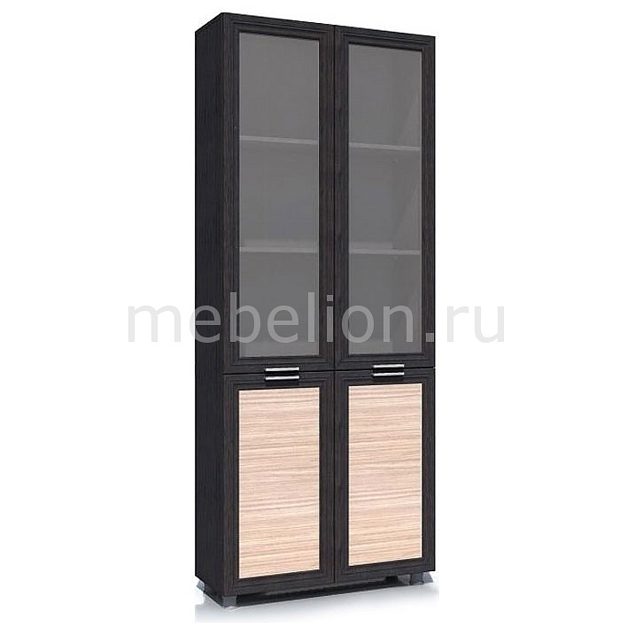 Шкаф-витрина Астория 2 НМ 014.04 РС