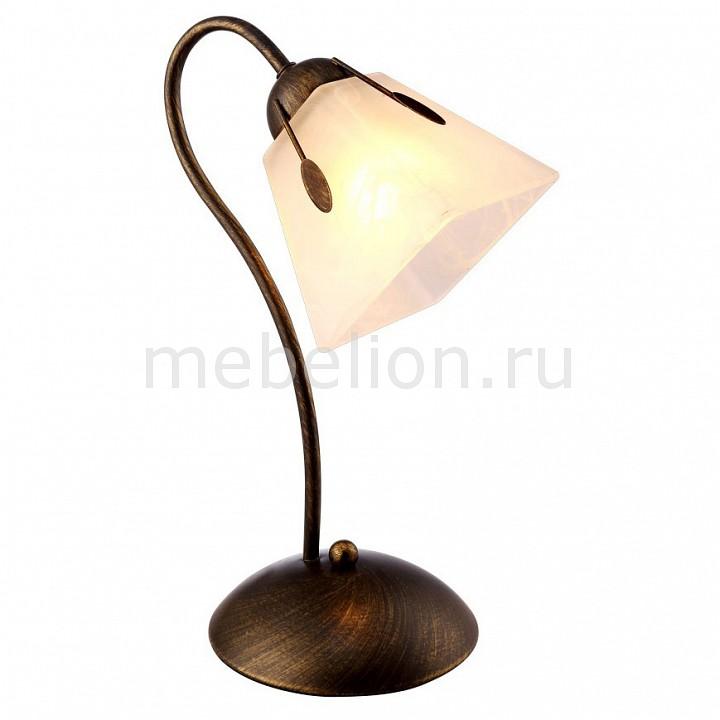 Настольная лампа декоративная Arte Lamp A9233LT-1BR Avanti