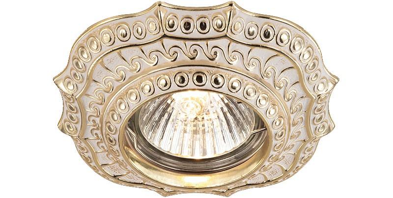 Встраиваемый светильник Novotech 369856 Vintage