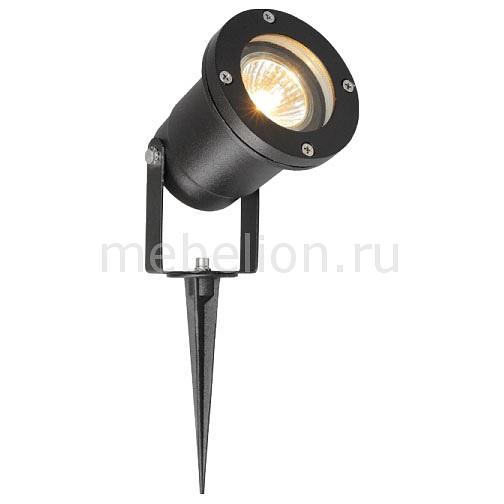 Наземный низкий светильник MW-Light Титан 808040201 спот mw light 808040201