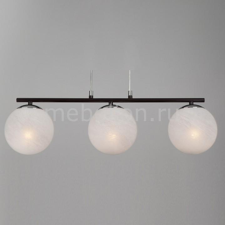 Подвесной светильник Eurosvet 70069/3 хром/черный