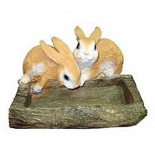 Кормушка (34х25 см) С зайцами 10872