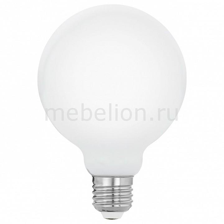 Лампа светодиодная [поставляется по 10 штук] Eglo Лампа светодиодная Милки E27 5Вт 2700K 11599 [поставляется по 10 штук] цена