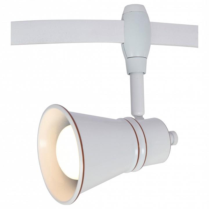 Фото - Светильник на штанге Arte Lamp Rails A3057PL-1WH Rails A3057 A3057PL-1WH комплект arte lamp rails a3057pl 6wh rails a3057 a3057pl 6wh