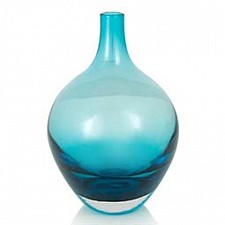 Ваза настольная (20 см) Aquamarine 241274