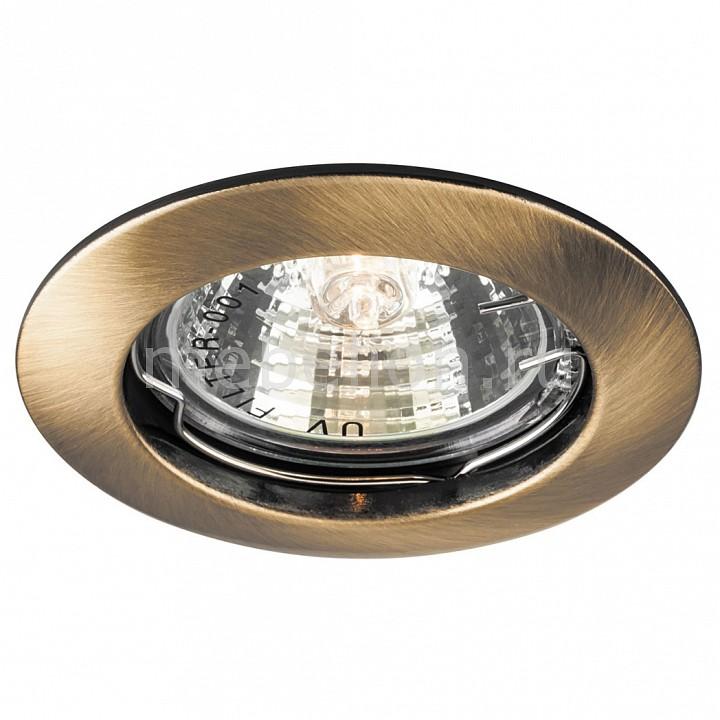 Встраиваемый светильник Feron DL307 15210