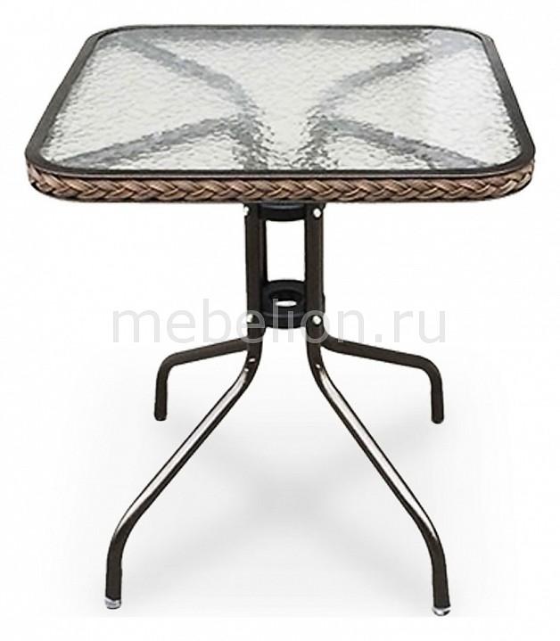 Стол обеденный Afina Асоль-1 TLH-087-D60 Brown