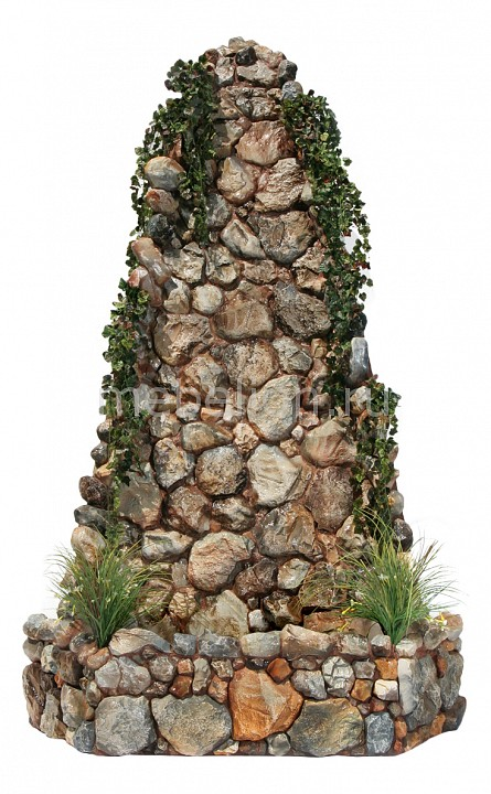 Фонтан пристенный interier-ex (120х95х210 см) Эверест Ф355
