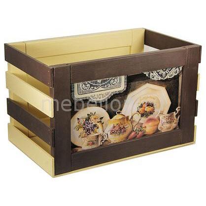 Ящик декоративный Акита Чаепитие 802 фаллоимитатор акита