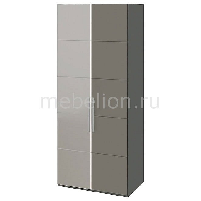 Шкаф платяной ТриЯ Наоми СМ-208.07.04 L шкаф платяной мебель трия наоми тд 208 07 26
