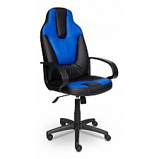 Кресло компьютерное Neo 1 черный/синий