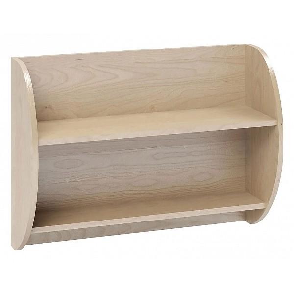 Полка навесная Компасс-мебель