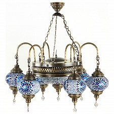 Подвесная люстра Марокко 0212-6,05